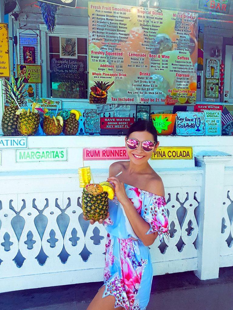 Tutti Frutti Juice Bar Key West travel guide